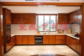东成红木全屋定制:厨房