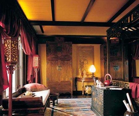 中式古典家居设计欣赏