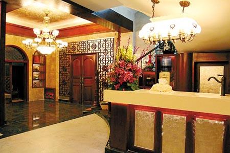 新中式风格家装 拙朴,但很时尚
